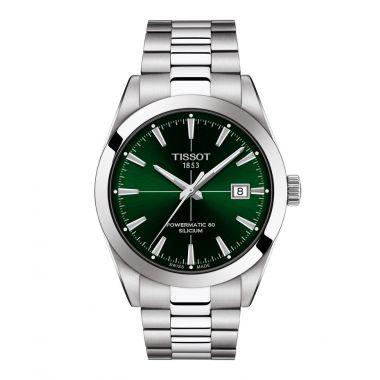 Tissot Gentleman Powermatic 80 Silicium Green 40mm