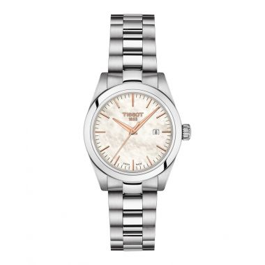 Tissot T-MY Lady Steel Mother of Pearl 29.3mm