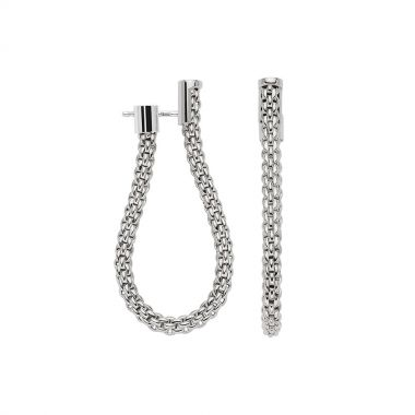 Fope Flex'it Essentials Medium 18ct Earrings