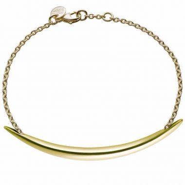 Shaun Leane Yellow Gold Vermeil Quill Bracelet