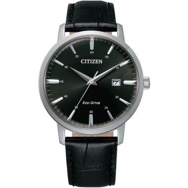 Citizen Eco Drive Mens Strap 40mm Watch