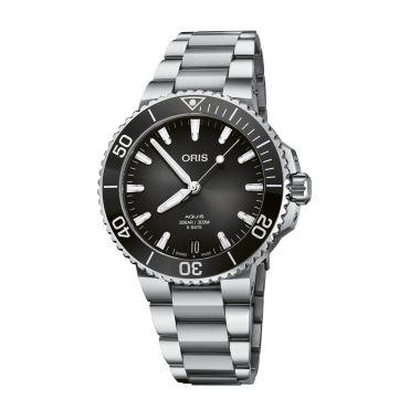 Oris Aquis Date Calibre 400 Black Watch 41.5mm