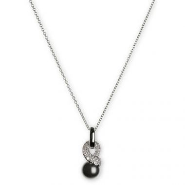 Mikimoto Moderna 8 Black South Sea