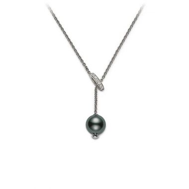 Mikimoto Pearls in Motion Black South Sea