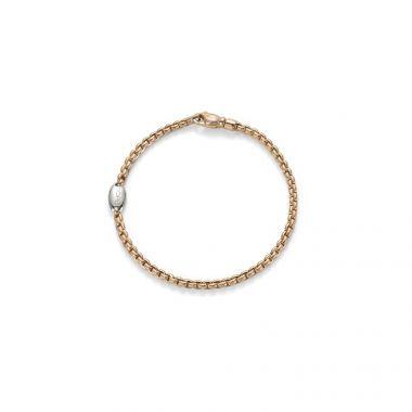 Fope EKA 18ct Rose Gold Bracelet