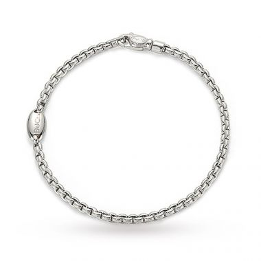 Fope EKA 18ct White Gold Bracelet