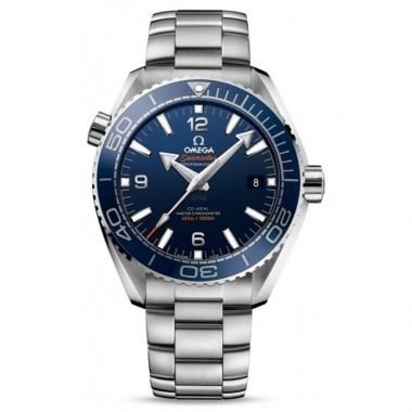 Omega Seamaster Planet Ocean Master Chronometer Blue 43.5mm