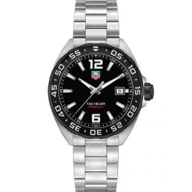 Tag Heuer Formula 1 Black 41mm
