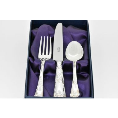 Childrens Regence Silver Cutlery Set