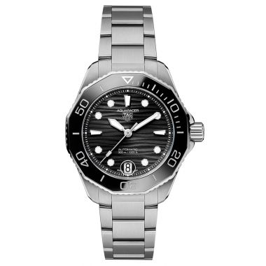 Tag Heuer Aquaracer Professional 300 Black 36mm