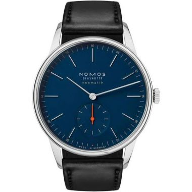 Nomos Orion neomatik 39 Midnight Blue