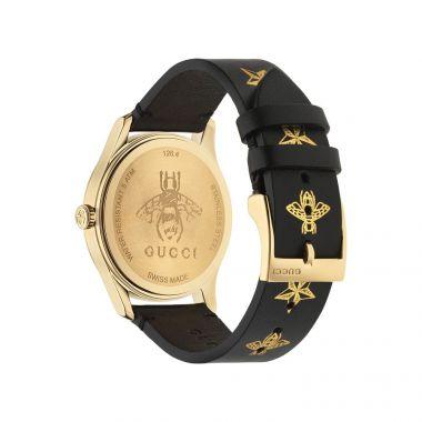 Gucci G-Timeless Star & Bee Decor Watch 38mm