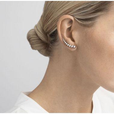 Georg Jensen Moonlight Grapes Earrings, Sterling Silver
