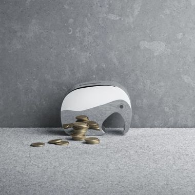 Georg Jensen Miniphant Money Bank
