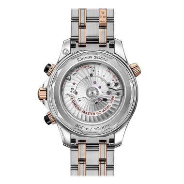 Omega Seamaster Diver 300m Master Chronometer Chrono 44mm