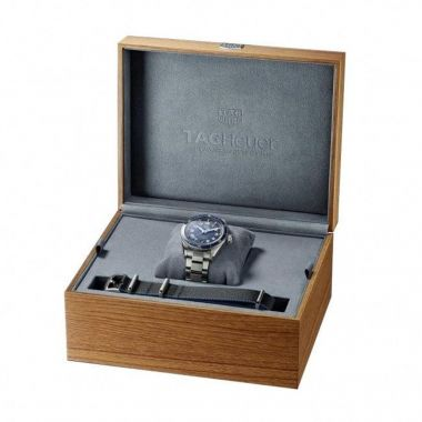 Tag Heuer Autavia Automatic Chronometer Blue 42mm