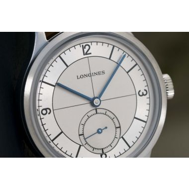 Longines Heritage Classic Watch 38.5mm