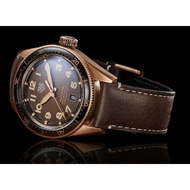 Tag Heuer Autavia Automatic Chronometer Bronze 42mm