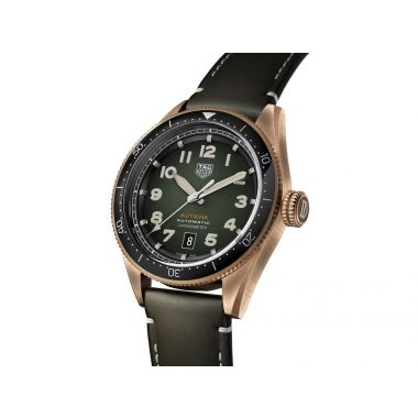 Tag Heuer Autavia Automatic Chronometer Bronze 42mm