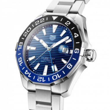 Tag Heuer Aquaracer Calibre 7 GMT 43mm