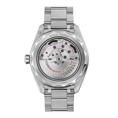 Omega Seamaster Aqua Terra Master Chronometer GMT Worldtimer 43mm