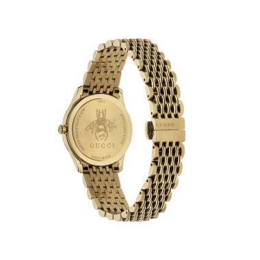 Gucci G-Timeless Bee Motif Gold 29mm