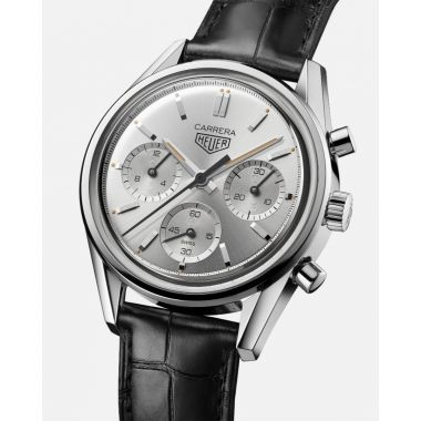 Tag Heuer Carrera 160 Years Silver Limited Edition - CBK221B.FC6479