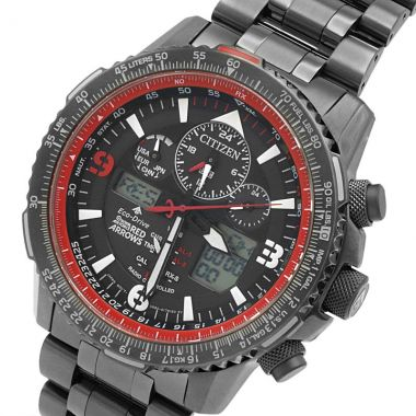 Citizen Eco-Drive Red Arrows Skyhawk A-T Limited Edition 46mm