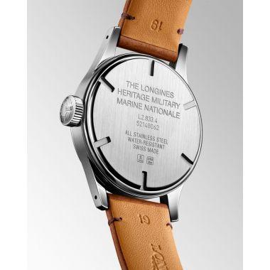 Longines Heritage Military Marine Nationale Watch 38.5mm