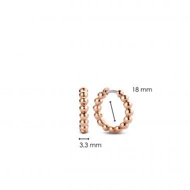 TI SENTO - Milano Earrings 7825SR