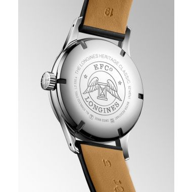 Longines Heritage Classic - Tuxedo Watch 38.5mm L2.330.4.93.0