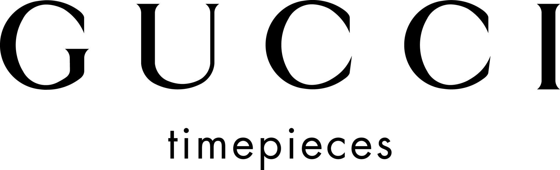 GUCCI-timepieces Logo