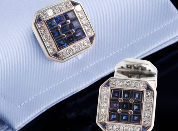 Luxury Designer Cufflinks