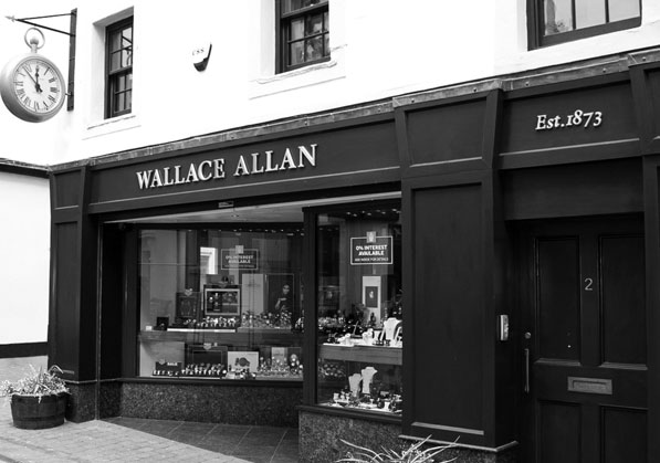 About Wallace Allan