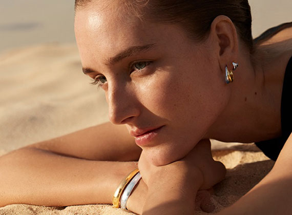 Georg Jensen fine jewellery