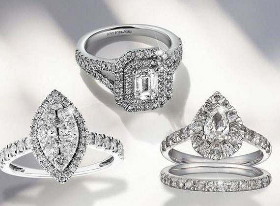 Engagement rings fine jewellery